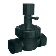 """Клапан електромагнитен RN JAR TOP 1""""F 24 VAC - 1"""" female valve със соленоид на 24 VAC"""
